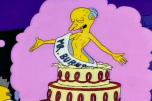 mr-burns-birthday-cake