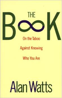 book on the taboo alan watts